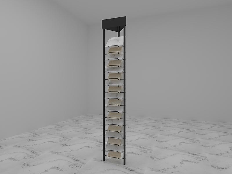 Granite Marble Ceramic Tile Sample Display Rack Stone Display Stand ST-47-2