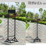 Marble Sample Display Stand For Quartz Tile Ceramic Sample ST-58 5